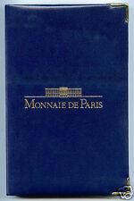 MONNAIE DE PARIS COFFRET BE BELLE EPREUVE 1998 4 PLIS