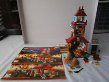 Lego Harry Potter SET 4840 THE BURROW COMPLETE WITH INSTRUCTIONS NO MINIFIGURES