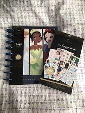 Disney Princess Happy Planner Bundle - NEW Release - planner and sticker book
