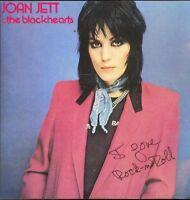 Joan Jett & The Blackhearts I love rock'n roll (1982) [CD]