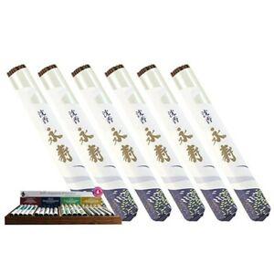 Nippon Kodo |Japanese -Jin-koh Eiju Incense Sticks | Aloeswood | 50 Sticks Roll