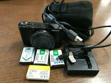 Sony Cyber-shot RX100 V 20.1MP Digital Camera