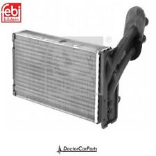 Heater Matrix Heat Exchanger for VW PASSAT UK ONLY 2.8 91-97 VR6 AAA B3 B4 Febi