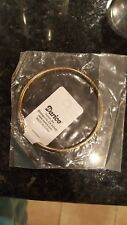 Darice Gold Tone Metal Macrame Ring 3 Inches, new