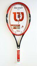"""New listing New Wilson Pro Staff 97LS Lite Tennis Racquet, 4 1/8"""" Grip **UNSTRUNG**"""