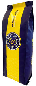 Planet Java Medio Smooth Roast Wholebeans (1kg) - FREE DELIVERY