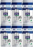 Philips Nivea Cool Moisturizing & Conditioning Mens Shaving Balm - 75ml x 6