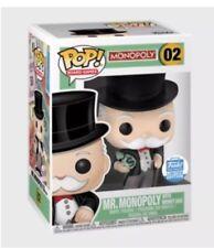 Funko pop- Mr. Monopoly with Money Bag #2