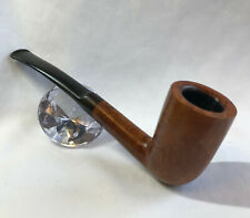 Vintage J Jeantet Estate Tobacco Smoking Pipe With Pouch