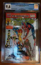 The Amazing Spider-Man Annual 26 CGC 9.6