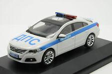 Rare !! Russian Police VW Passat CC Custom made Schuco 1/43