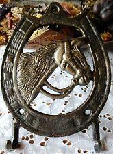 Hufeisen mit Kleiderhaken - CAST IRON HORSE SHOE HOOKS