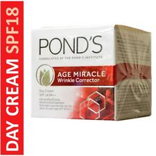 Pond's Age Miracle Wrinkle Corrector Day Cream SPF 18, 10g
