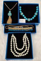 HSN Necklace | Lot of 4 | Wholesale Pricing | Kenneth Jay Lane | Deepa Gurnani