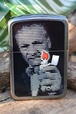Zippo Lighter - George Blaisdell 1941 Replica - Black Ice - Model: 28452