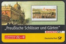 Bund MH 59 I ** Preußische Schlösser und Gärten 2005 postfrisch