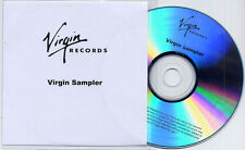 Virgin Sampler UK 19-trk promo-only publishing CD Air Jamie T Massive Attack