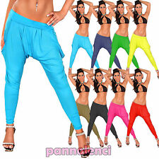 Leggings Pants Fitness Trousers Turk Jersey Woman Harem Pants Harem Sport LE578