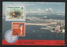 Solomon Is 1997 Hong Kong 97 M.S.SG 874 MNH