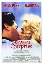 SHANGHAI SURPRISE-origl movie poster-SEAN PENN, MADONNA