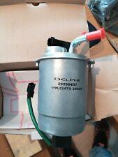 Filtro carburante diesel korando Delphi ssangyong nuovo original oem fuel filter