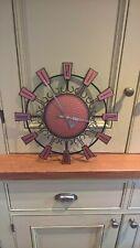 Retro 70's time master battery clock