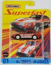 Matchbox Superfast 1982 Datsun 280ZX Moving Parts