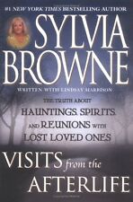 Visits from the Afterlife by Sylvia Browne, Lindsey Harrison