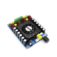 1pcs TDA7498E Digital Power Amplifier Board 2X160W Stereo Audio Module DC 12-24V