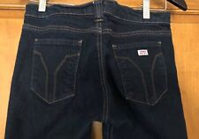 Miss Sixty Ellah Flare Jeans Women's Size 30 x 32 Made in Italy