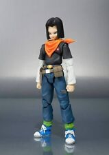 S.H. Figuarts Android NO.17 Dragonball Z Bandai Action Figure NEW