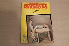 Fantastyka 12/1988 - MAGAZINE Stasys Eidrigevicius.