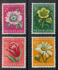 Netherlands 1952 Cultural and Social Relief Fund part set 4 SG 749-752 MM mint