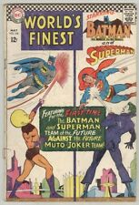 World's Finest #166 May 1967 G Joker