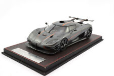 #f033-13 - frontiart Koenigsegg one:1 - Carbone - 1:18