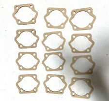 80cc engine motor bike parts - lot of 12 base gasket ( 8mm)