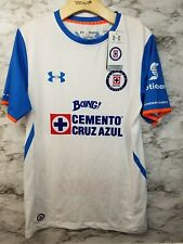 d3a0a095c Under Armour Cruz Azul Mens Soccer Jersey Sz M Cementeros LIGA MX 2015 16  New