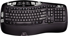 Logitech K350 Wireless Keyboard (NO RECEIVER) 920-001996 (IL/RT6-21001-920-00...