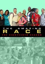 THE AMAZING RACE 18 (2011): UNFINISHED BUSINESS - US TV Season Series NEW DVD R1