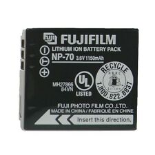 New OEM Fujifilm NP-70 NP70 Original Camera Battery For FinePix F45fd F40fd F20