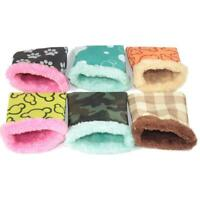 Small Pet Nest Hedgehog Squirrel Hamster Bed Wolf Guinea Pig Sleeping Bag House