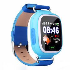 Kids GPS LBS Smart Safe Watch Anti-Lost Locator Remote Monitor SOS Call SIM UK