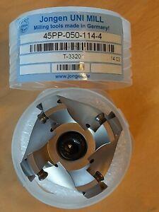 JONGEN Planfräser/Trägerwerkzeug D=50mm für Wendeplatten JMA01-111 - 117 NEU OVP