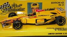 Jordan Peugeot Diecast Formula 1 Cars