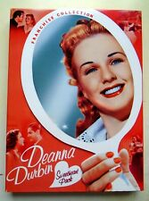 Deanna Durbin Sweetheart Pack-6 Classic Movies--w/Robert Stack/Charles Laughton