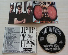 CD album HALO OF FLIES MUSIC FOR INSECT MINDS 26 TITRES 1991