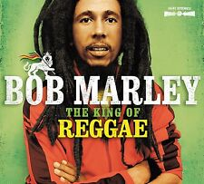 CD NEUF scellé - BOB MARLEY - THE KING OF REGGAE / Digipack 5 CD - 89 Titres-C22