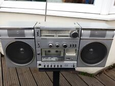 Sanyo Boombox Ghetto Blaster Vintage C3 Stereo