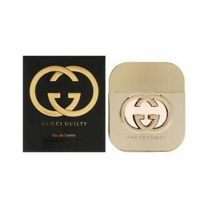 Gucci Guilty EDT Spray 1.6 oz 50 ml Perfume for Women New in Sealed Box