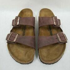 New w/o Box Birkenstock Arizona Habana Oiled Leather Regular - Select Size